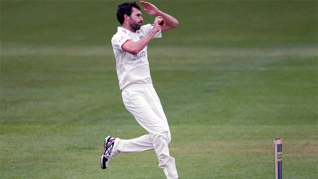 England bowler Graham Onions final Ashes Test