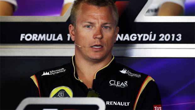 Ferrari have dismissed Kimi Raikkonen rumours