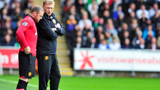 Manchester United boss David Moyes praise team Swansea Premier League