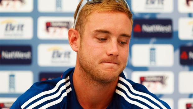 Stuart Broad defended England decision ODI series