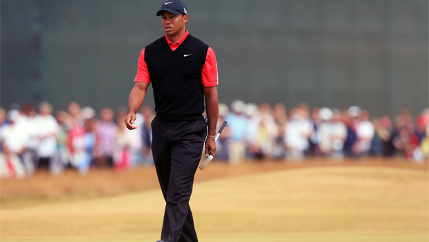 Tiger Woods WGC Bridgestone Invitational