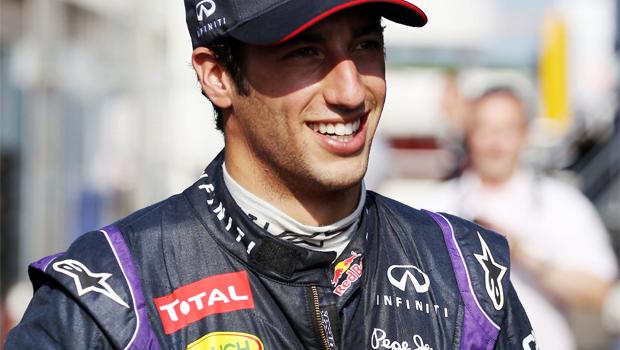 Toro Rosso Daniel Ricciardo puts Red Bull