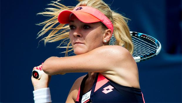 Agnieszka Radwanska v Anastasia Pavlyuchenkova Korean Open