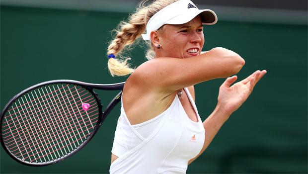 Caroline Wozniacki knocked out US Open