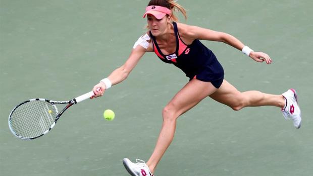 China Open Agnieszka Radwanska