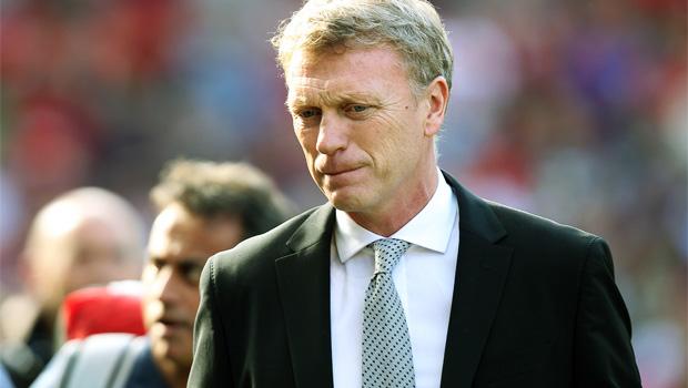 David Moyes Manchester United Champions League