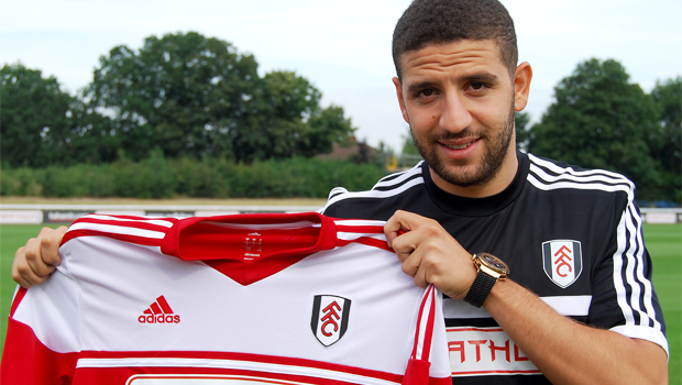 Fulham bolster ranks with Taarabt