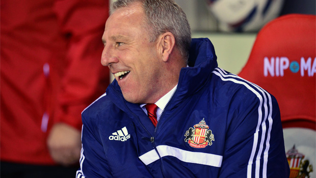Kevin Ball managerial position Sunderland