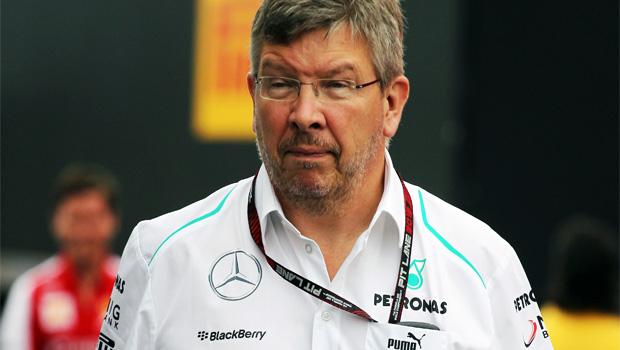 Mercedes boss Ross Brawn aiming F1 Constructors