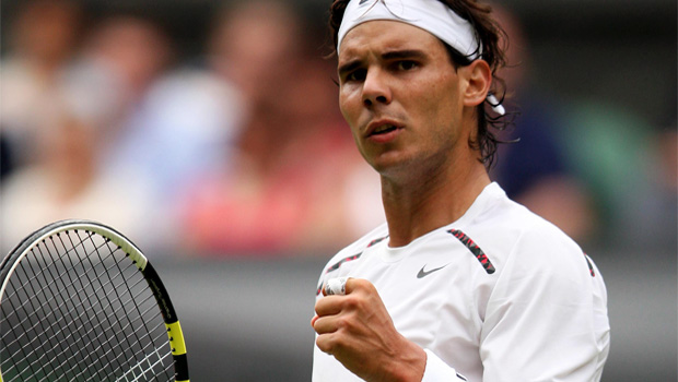 Rafael Nadal v Novak Djokovic final of US Open 2013
