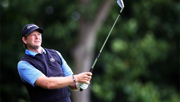 Retief Goosen Italian Open golf