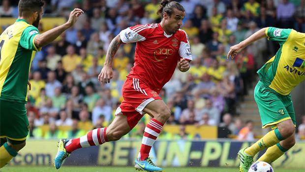 Southampton new boy Osvaldo will struggle to top 12