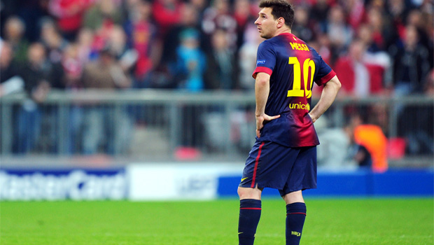 barcelona Lionel Messi