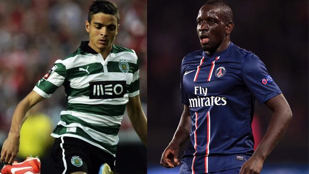 liverpool double signing Mamadou Sakho and Tiago Ilori