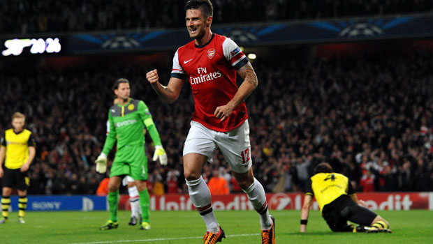 Arsenal-Olivier-Giroud-happy-with-team