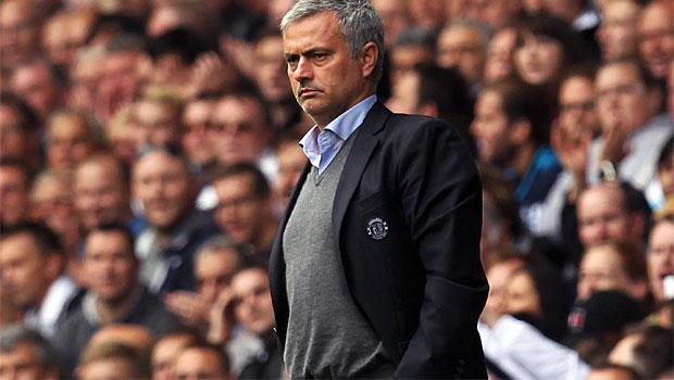 Arsenal-v-Chelsea-Jose-Mourinho
