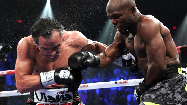 Boxing Timothy Bradley win over Marquez