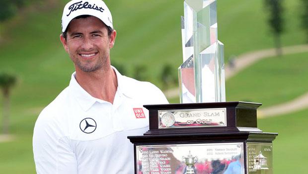Golf-Adam-Scott-claim-Grand-Slam