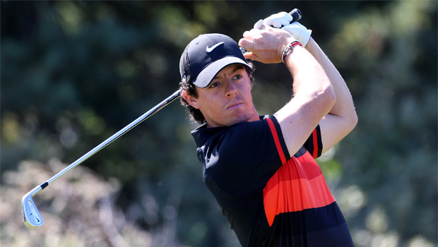 Korean Open 2nd Rory McIlroy