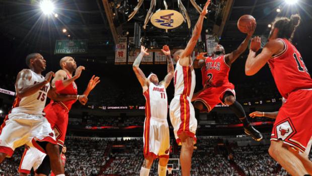 Miami Heat v Chicago Bulls