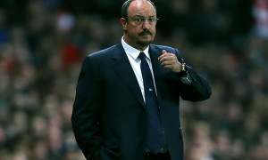 Napoli boss Rafael Benitez on roma