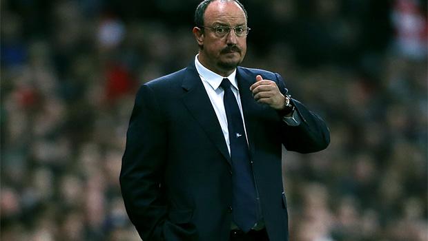 Napoli boss Rafael Benitez on roma