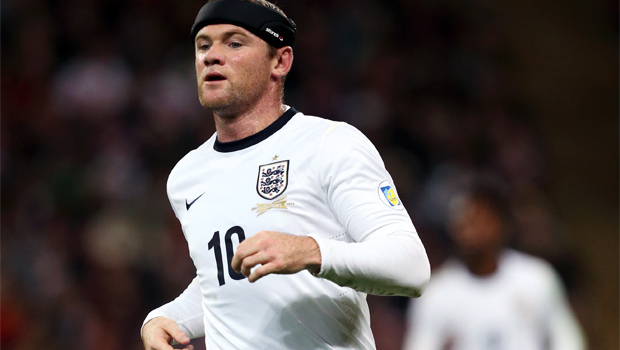 World Cup 2014 - england - Wayne Rooney