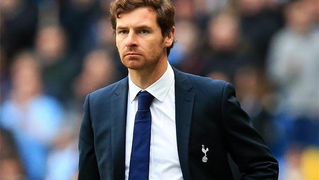 Andre-Villas-Boas-Tottenham