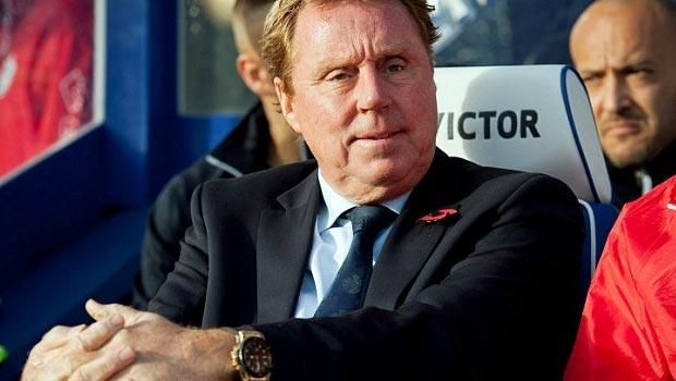 Harry-Redknapp-Queens-Park-Rangers-boss
