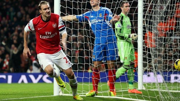 Nicklas-Bendtner-striker-Arsenal