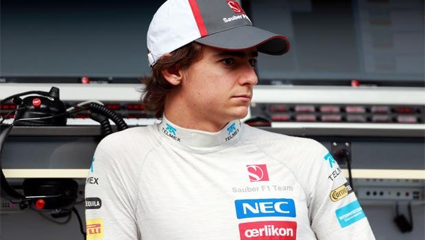 Esteban-Gutierrez-Sauber-driver