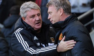 Hull-boss-Steve-Bruce-and-David-Moyes