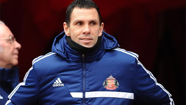 Sunderland-manager-Gus-Poyet-capital-one-cup