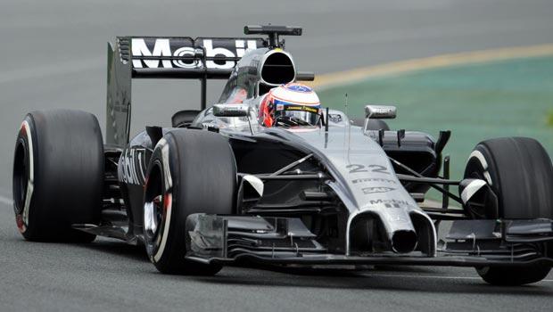 McLaren-Formula-1