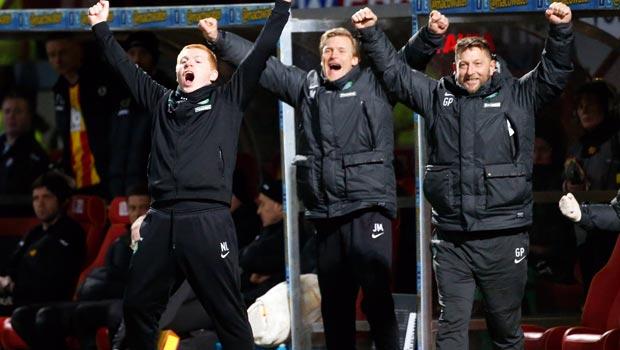 Neil-Lennon-Celtic-Manager-title-winning