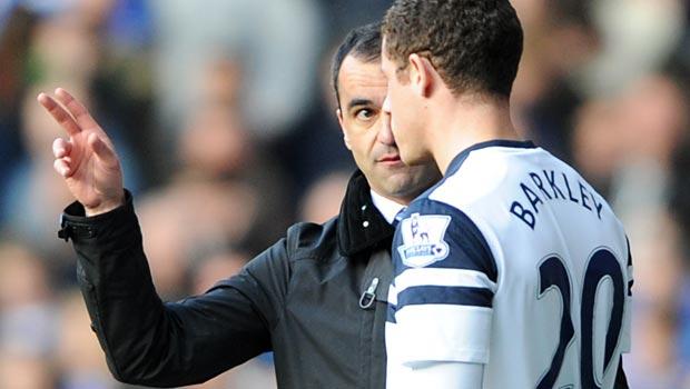 Roberto-Martinez-and-Ross-Barkley-Everton