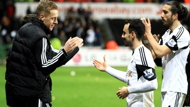 Garry-Monk-Swansea-City-manager-on-Swans-Future