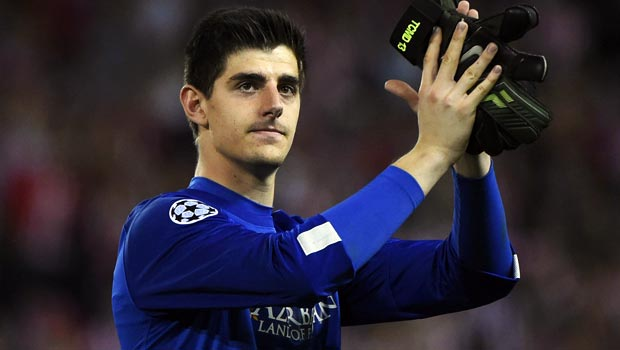 Thibaut-Courtois-Atletico-Madrid-goalkeeper-against-chelsea