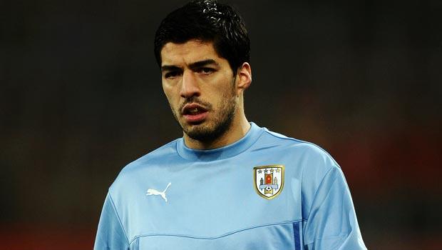 Luis-Suarez-Uruguay-Striker