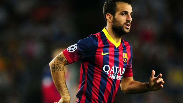 Cesc-Fabregas-Barcelona-Midfielder