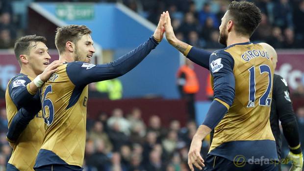 Arsenal-midfielder-Aaron-Ramsey