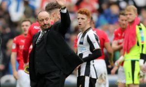 Newcastle-United-manager-Rafael-Benitez