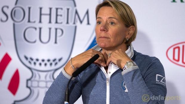 โซเรนสตัม หวัง รับนักกอล์ฟชาวยุโรป ไปร่วมเล่นที่ซอลเฮม คัพ