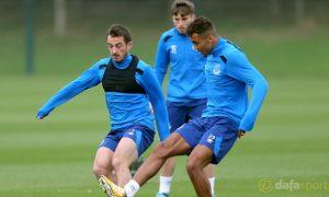 Everton-Full-back-Leighton-Baines