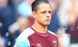 West-Ham-United-striker-Javier-Hernandez