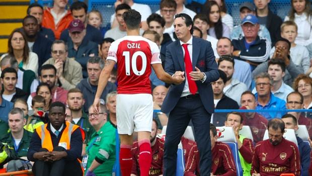 Unai Emery Arsenal Premier League
