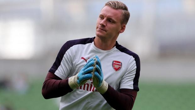 Bernd Leno Arsenal Premier League