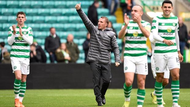 Brendan Rogers Celtic Scottish Premiership