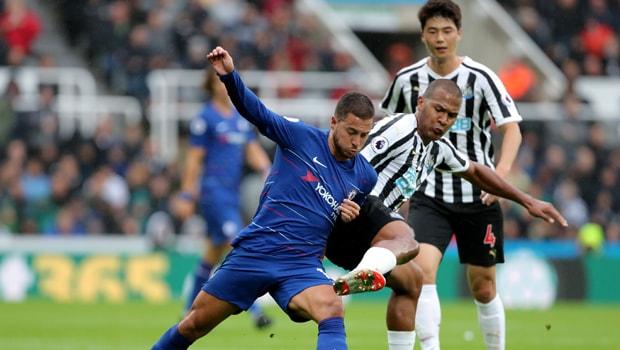 Eden Hazard Chelsea Premier League