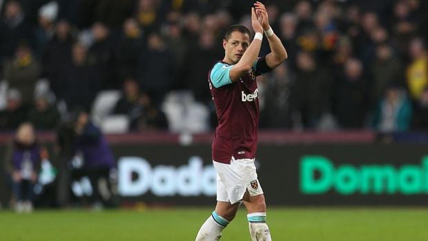 Javier Hernandez West Ham United